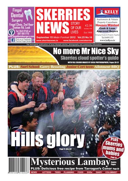 Skerries News September Mid 2012