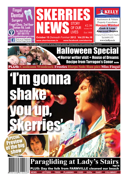 Skerries News October Mid 2012