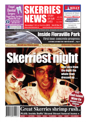 Skerries News November 2012