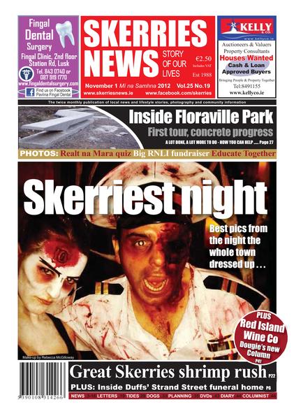 Skerries News November 2012