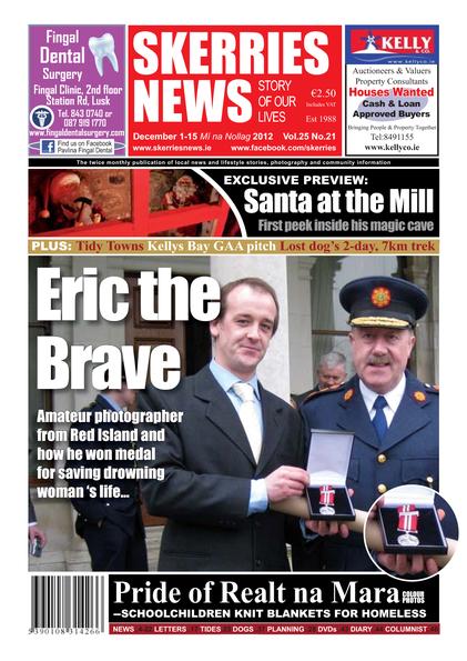 Skerries News December 2012