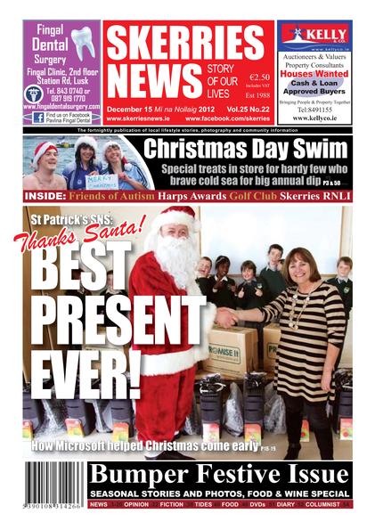 Skerries News December Mid 2012