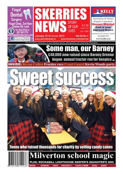 Skerries News January Mid 2013