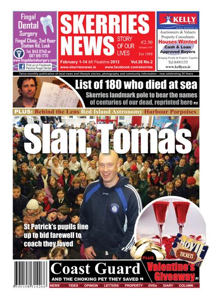 Skerries News February 2013