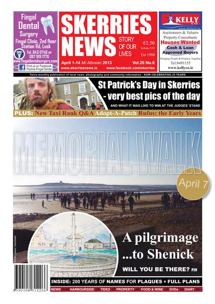 Skerries News April 2013