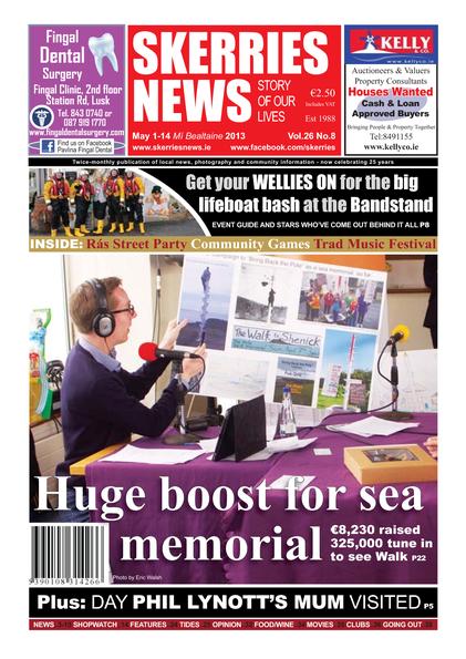 Skerries News May 2013