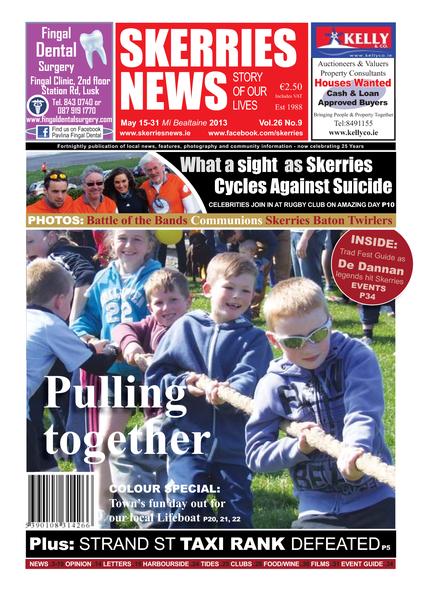 Skerries News May Mid 2013