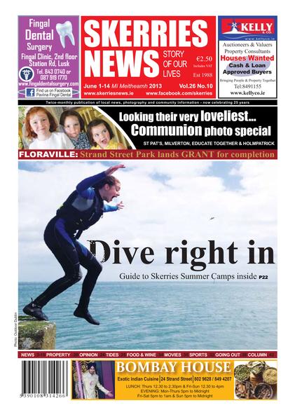 Skerries News June 2013