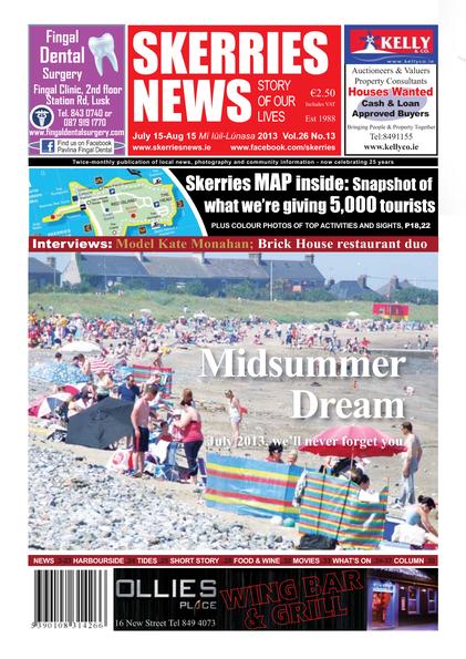 Skerries News July Mid 2013