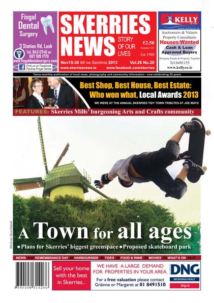 Skerries News November Mid 2013
