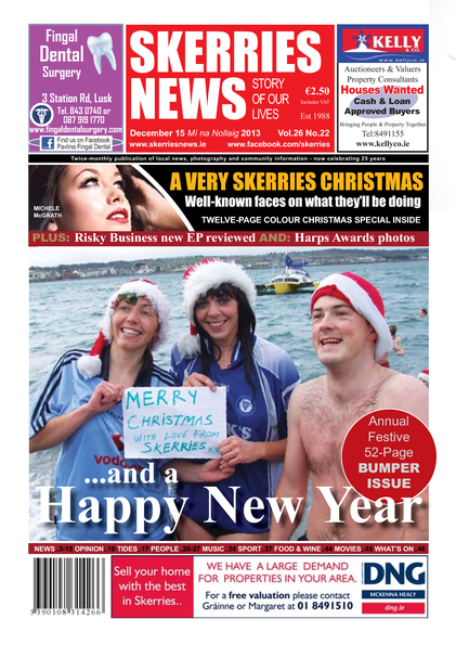 Skerries News December Mid 2013