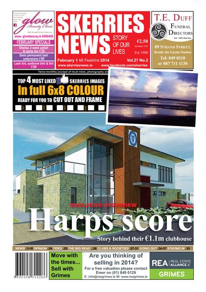 Skerries News February 2014