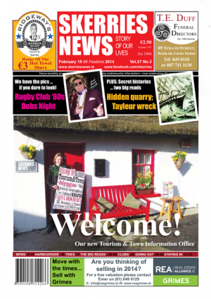 Skerries News February Mid 2014