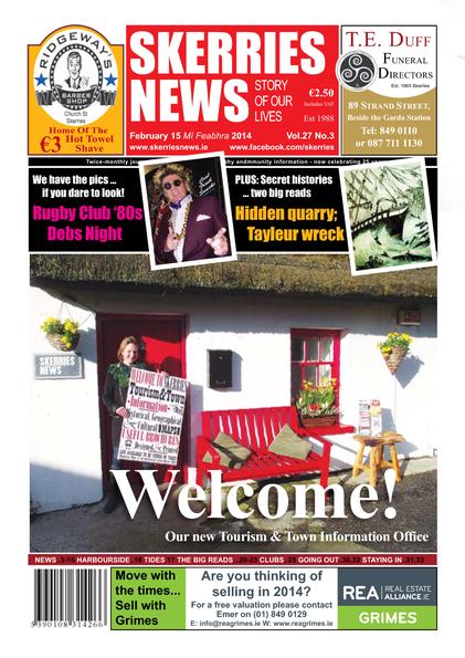 Skerries News February Mid 2014