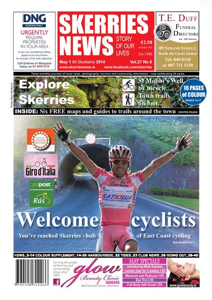 Skerries News May 2014