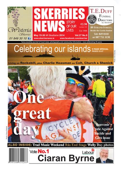 Skerries News May Mid 2014
