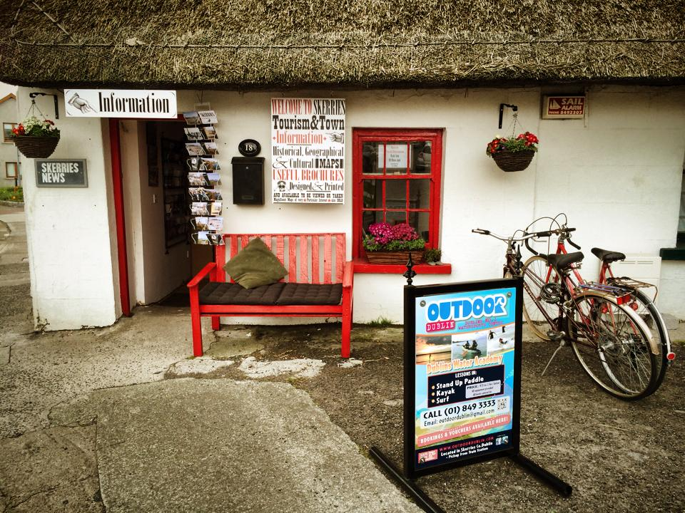 Skerries - Via Sharon Comiskey REMINDER: brighten-up.uk