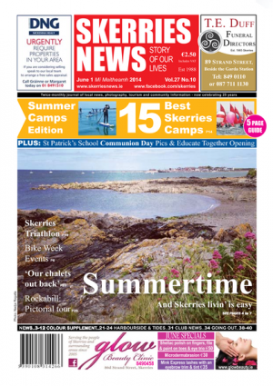 Skerries News June 2014