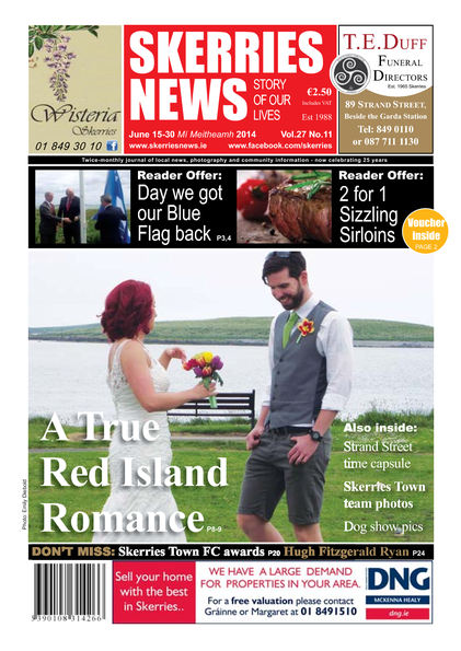 Skerries News June Mid 2014