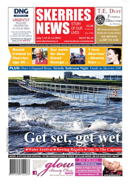 Skerries News July 2014