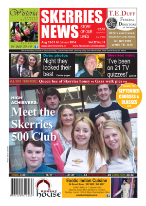Skerries News August Mid 2014