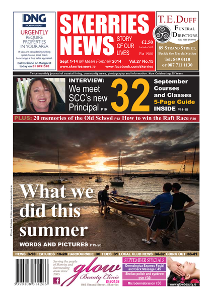 Skerries News September 2014