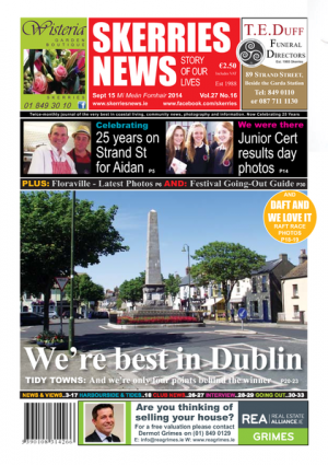 Skerries News September Mid 2014