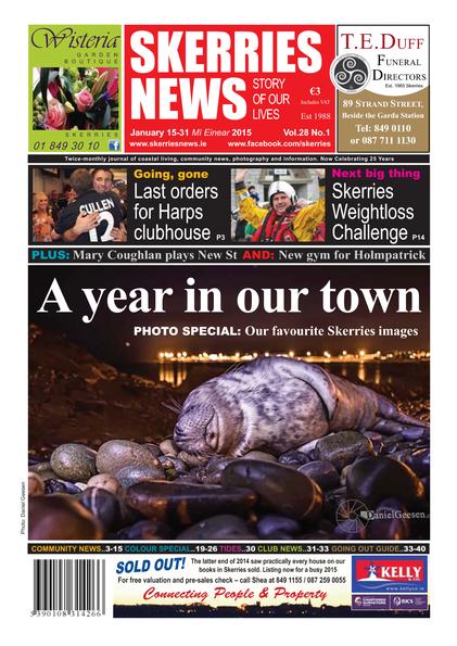 Skerries News January Mid 2015