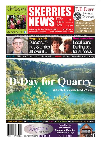 Skerries News February 2015