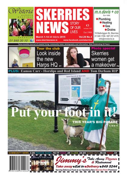 Skerries News March 2015