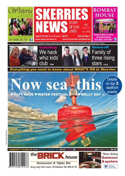 Skerries News April Mid 2015