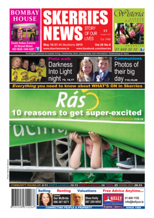 Skerries News May Mid 2015