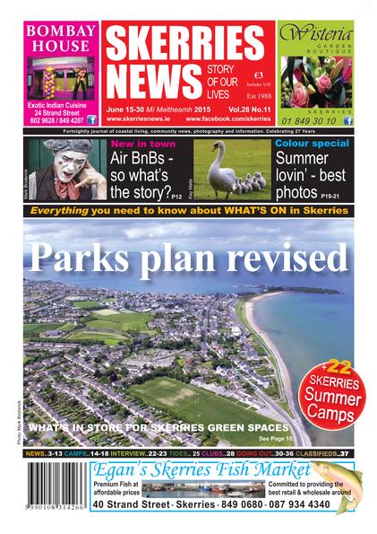 Skerries News June Mid 2015