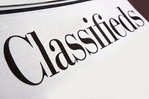 Classified Ad