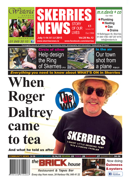 Skerries News July 2015