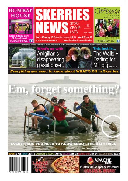 Skerries News July Mid 2015