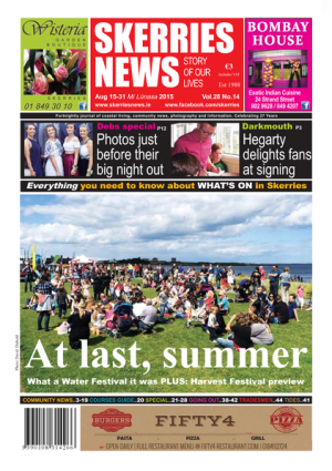 Skerries News August Mid 2015