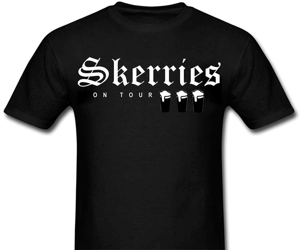 Skerries On Tour Shirt