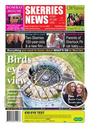 Skerries News September Mid 2015