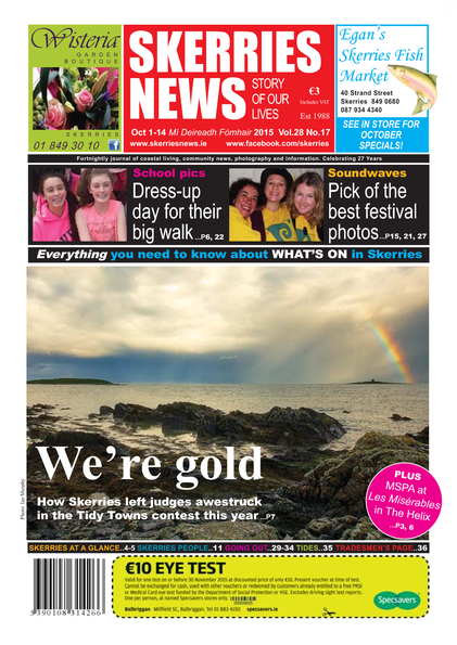 Skerries News October 2015