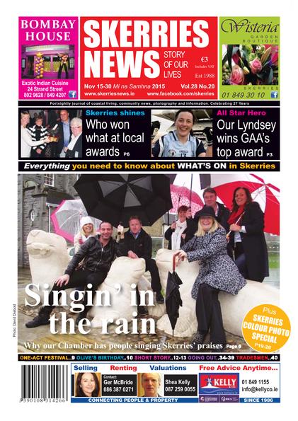 Skerries News November Mid 2015