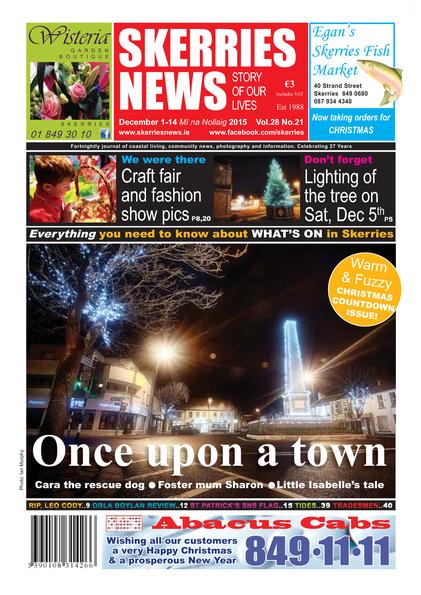 Skerries News December 2015
