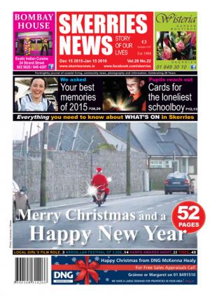 Skerries News December Mid 2015
