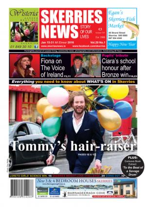 Skerries News January Mid 2016