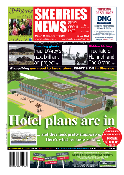 Skerries News March 11th 2016