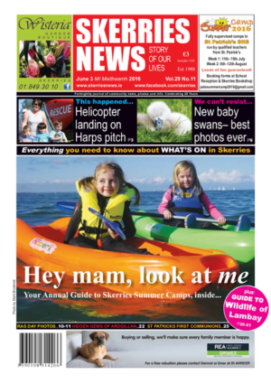 Skerries News June 3rd 2016