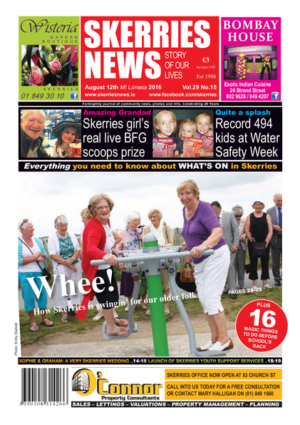 Skerries News August 12th 2016