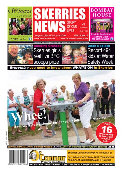 Skerries News August 12th 2016