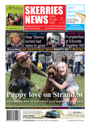 Skerries News October 21st 2016