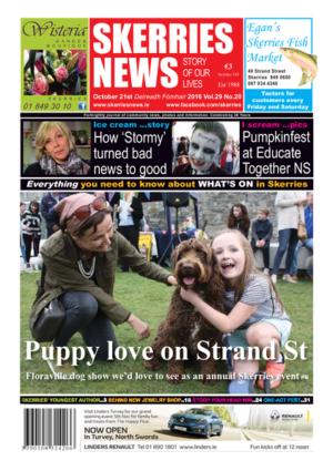Skerries News October 21st 2016